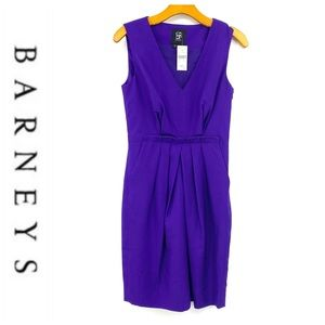 💕SALE💕 Barney's New York CO-OP Purple Dress
